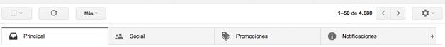 Gmail hace un gran esfuerzo para crear el orden a partir del caos