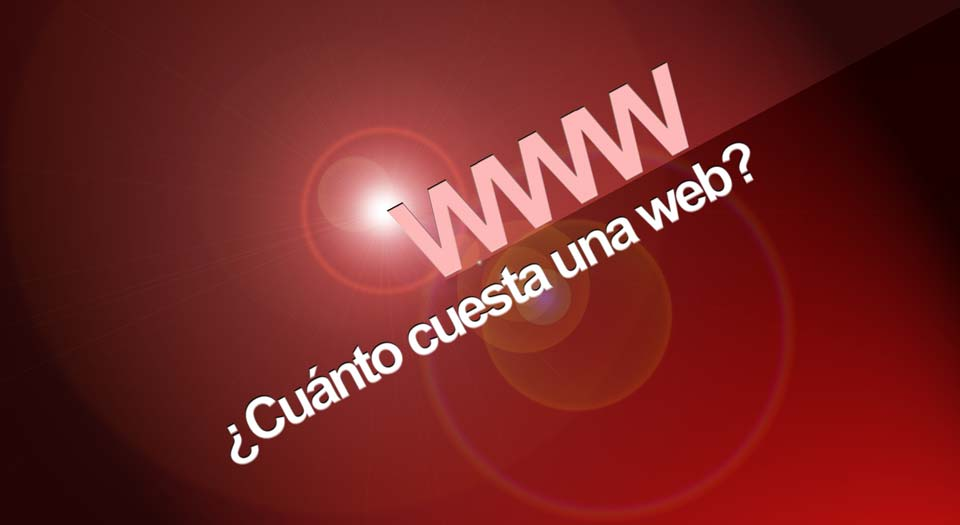 Cu nto cuesta una p gina web estudio creativo for Cuanto cuesta contratar una alarma