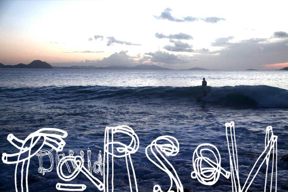 David Carson. Surf Design. | Estudio Creativo